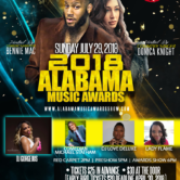 Alabama Music Awards 2018