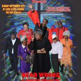 Dead Wrong Stage Play/ Comedy Tour