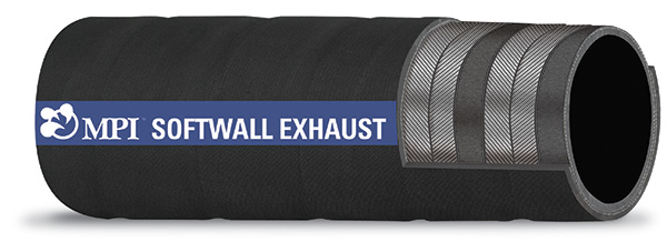 Softwall Wet Exhaust Marine Hose