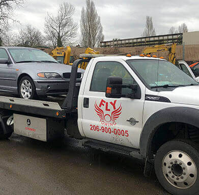 best towing service seatac