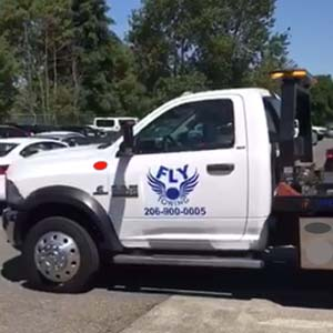 Fly Towing Seattle