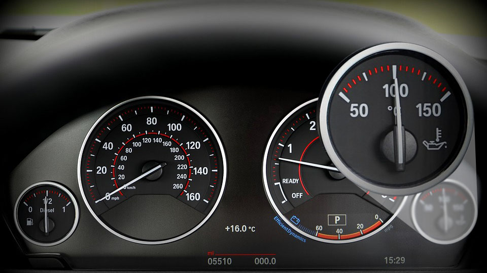 Tips when driving in hot summer days