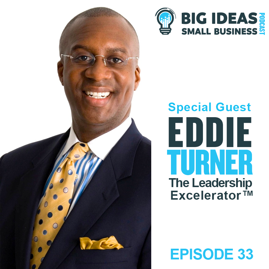 Facilitated Collaboration with Eddie Turner, The Leadership Excelerator™