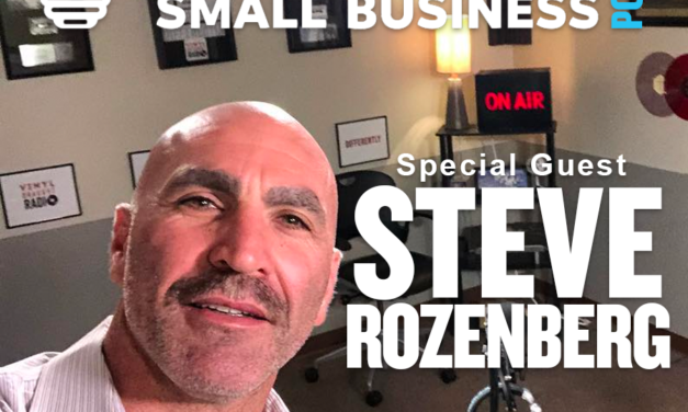 Turning Real Estate Investing into a Property Management Empire with Steve Rozenberg