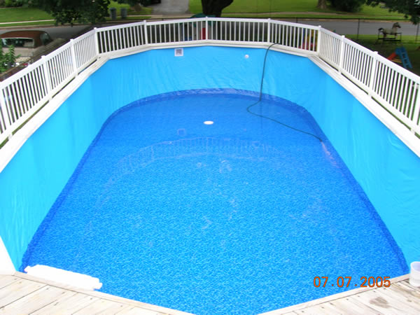 Above Ground Swimming Pools | Above Water Pools, LLC