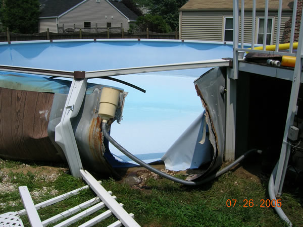 Above Ground Swimming Pools Above Water Pools Llc