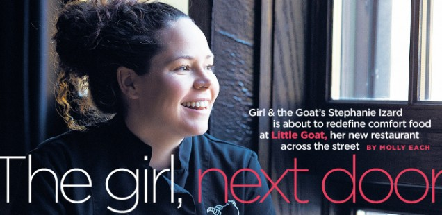 Splash: Stephanie Izard