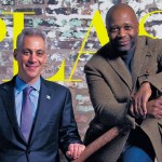 Splash: Mayor Rahm Emanuel and Theaster Gates