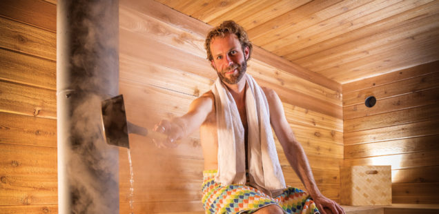 Minnesota Monthly: 612 Sauna Society