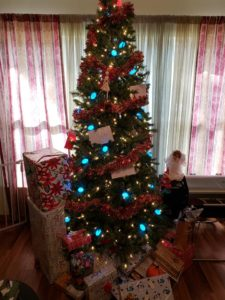 Our 2018 Christmas Tree
