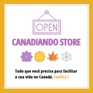 Produtos para Brasileiros no Canadá
