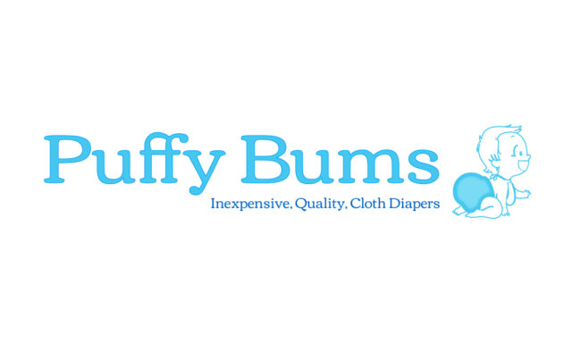 puffy bums logo design by matt wilson