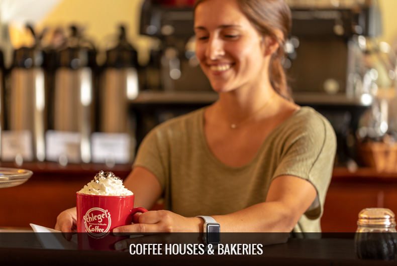 Coffee Houses & Bakeries