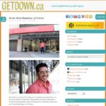 Street Style Huntress interviews Larkycanuck for Getdown.ca | Media Mentions