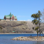 Waterton Lakes National Park (in German)