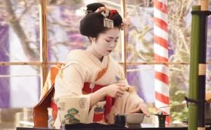 maiko tea ceremony