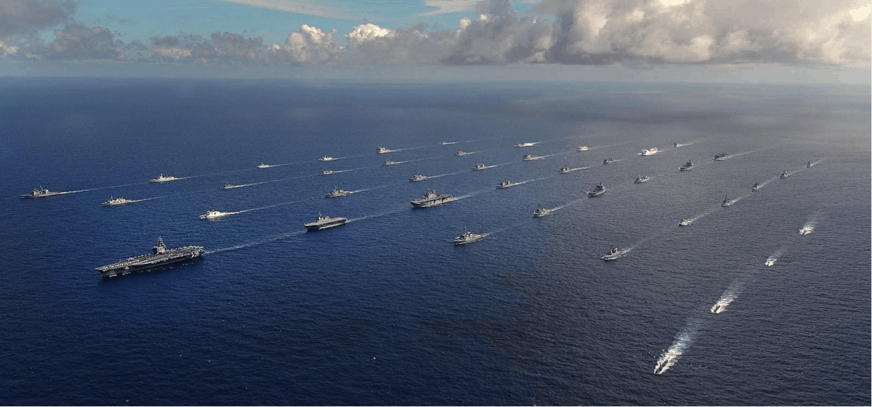 The Indo-Pacific: A Theatre of Conflict and Cooperation