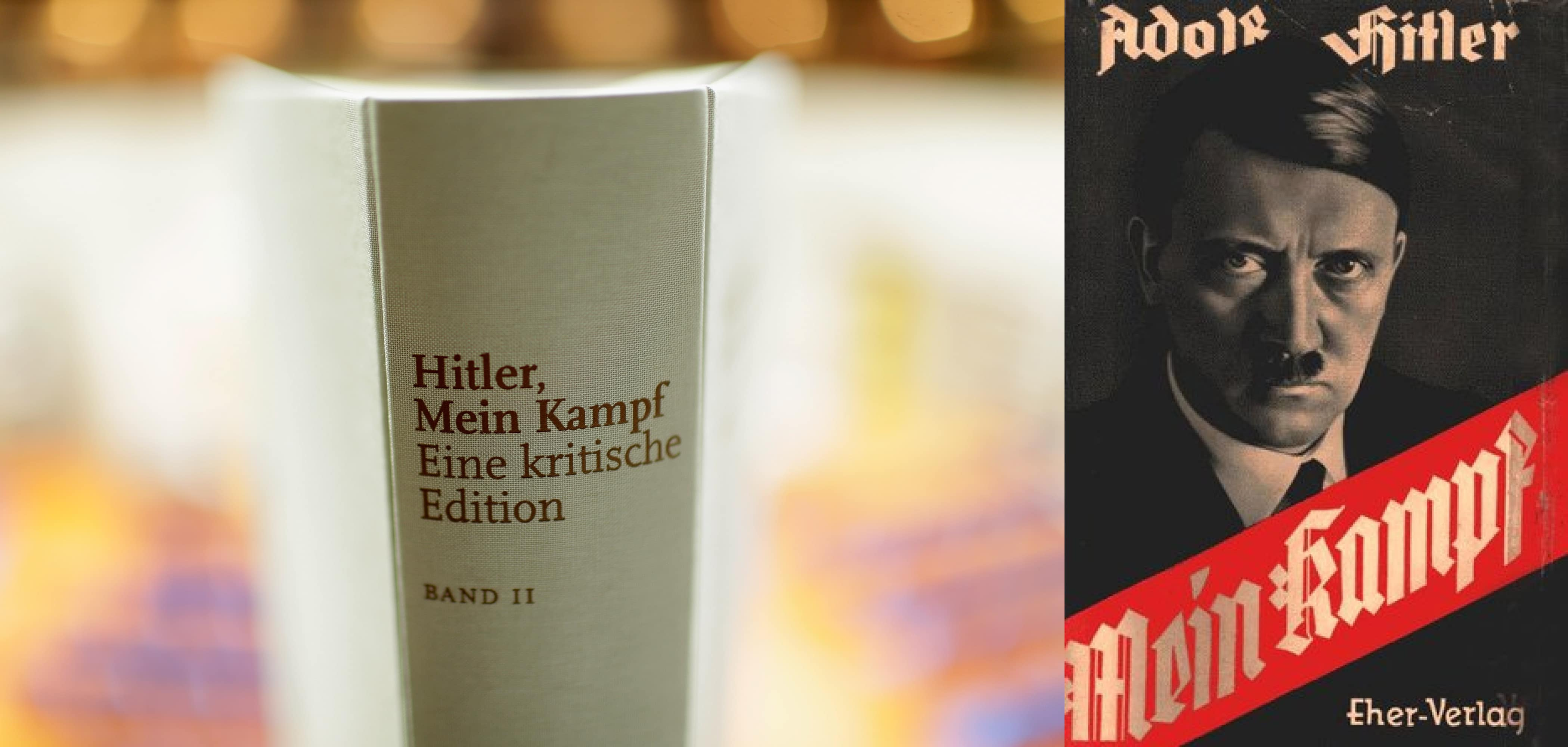 Defuse and diffuse: What the New Mein Kampf can teach us about fighting radicalism
