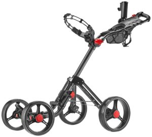 Super light push cart for golfers, golf gifts for dad