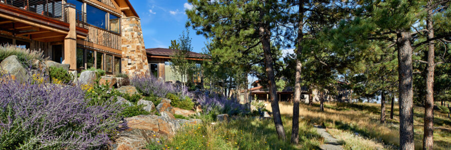 Xeriscape: A Denver tradition of beautifully responsible landscaping.