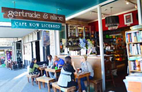 breakfast in bondi - gertrude and alice