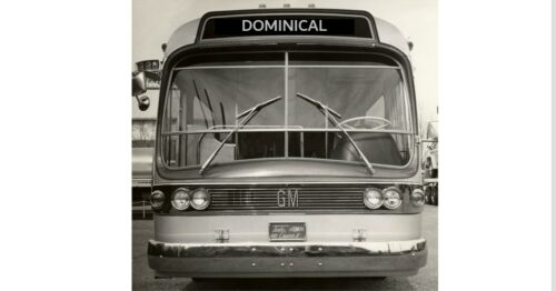 Dominical Bus, Costa Rica