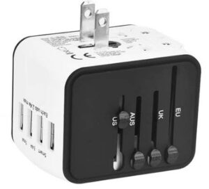 Travel transformer/adapter
