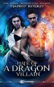 Book Cover: Mate of a Dragon Villain