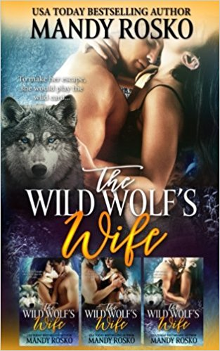Book Cover: The Wild Wolf's Wife