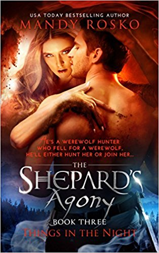 Book Cover: The Shepard's Agony