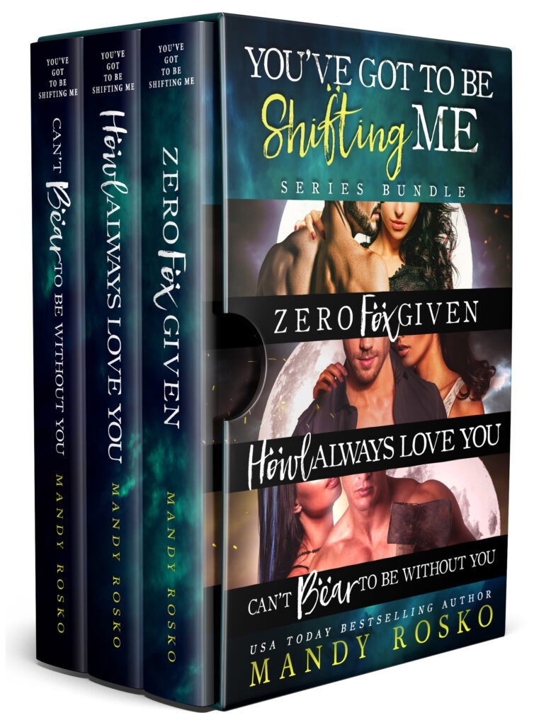 Book Cover: You've Got to Be Shifting Me