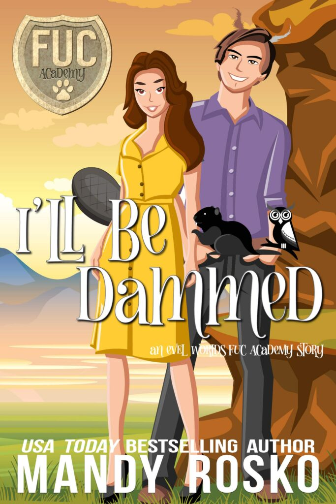 Book Cover: I'll Be Dammed