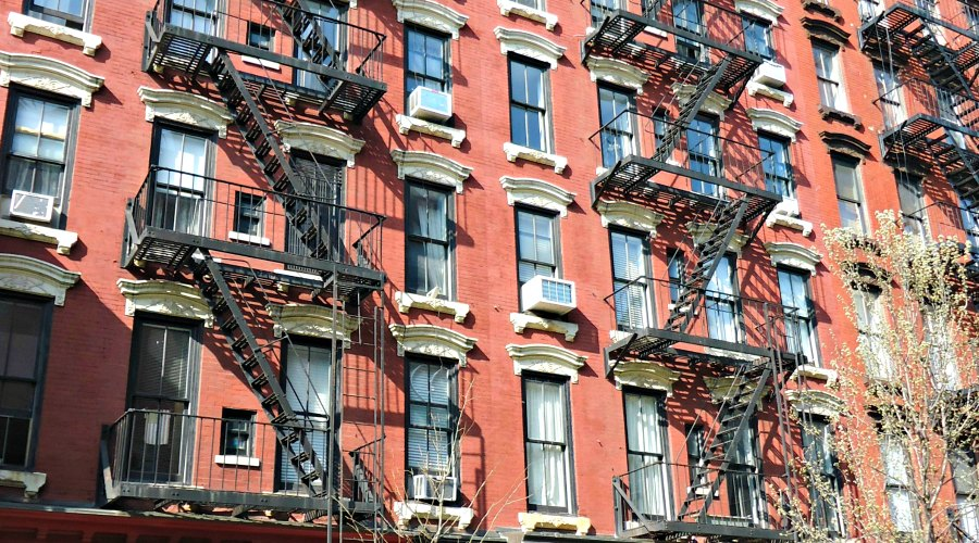 Fire Escapes New York