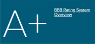 BBB® A+ Rating