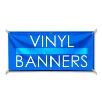 Vinyl Banners Indoor/Outdoor