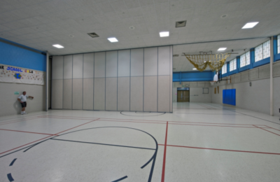 San Antonio Austin Movable Gym Wall Repair