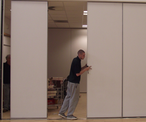 San Antonio Austin Operable Wall Partition Training Repair Maintenance