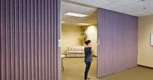 Accordion Wall Repair Accordion Wall Service Accordion Wall Maintenance San Antonio Austin New Braunfels Boerne Stone Oak Conference Center Airwall Repair San Antonio Hotel Airwall Service Austin School Airwall Maintenance San Marcos Hufcor KwikWall Panelfold Service San Antonio Stone Oak Conference Room Acoustic Wall Folding Wall Accordion Wall Repair