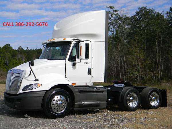 2014 INTERNATIONAL PROSTAR PLUS EAGLE DAY CAB $23900
