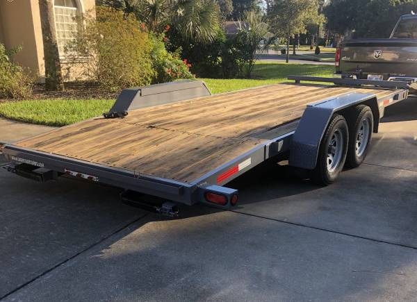 2015 Anderson 18' Car Trailer (Hudson) $2750