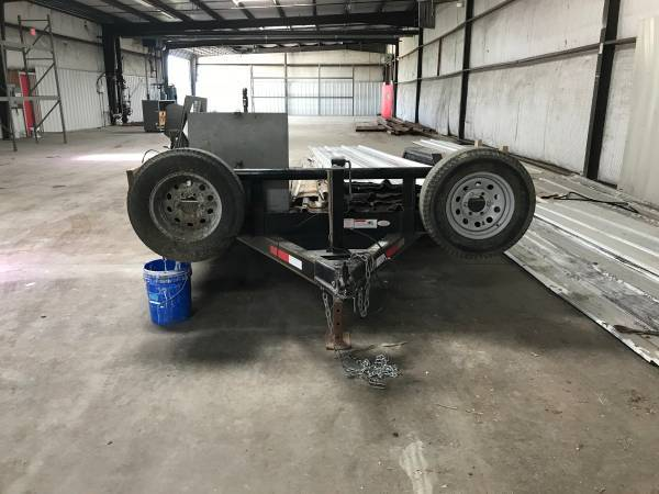 Flatbed trailer (Frisco) $2600