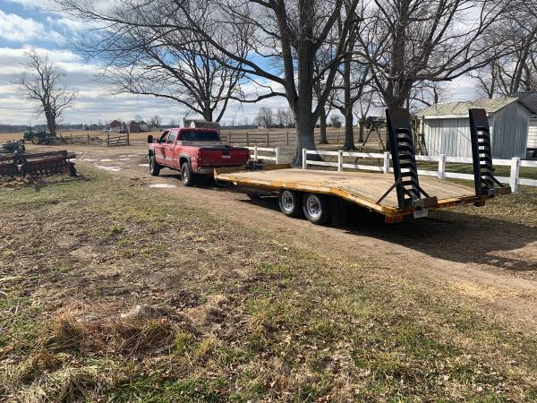 You call I haul (Goshen) $1