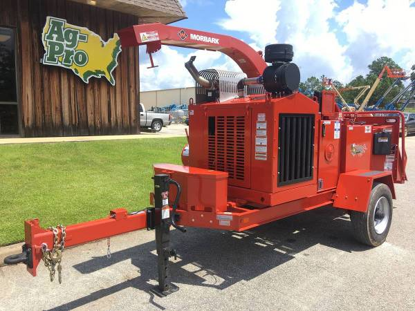 New Morbark Wood Chippers in stock (Call Toby at 229-221-4493) $33390