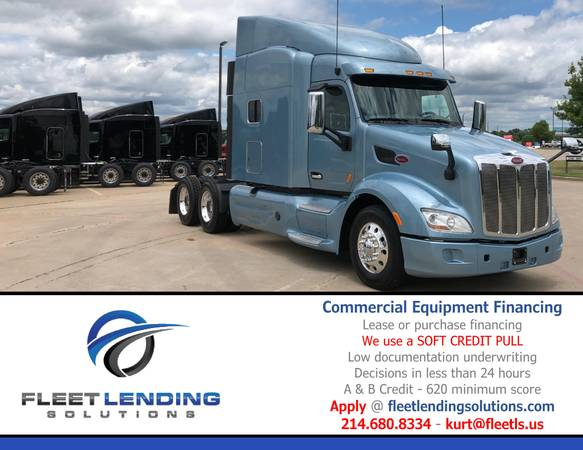 Truck, Trailer, AG & Construction Equipment Financing (Hagerstown)