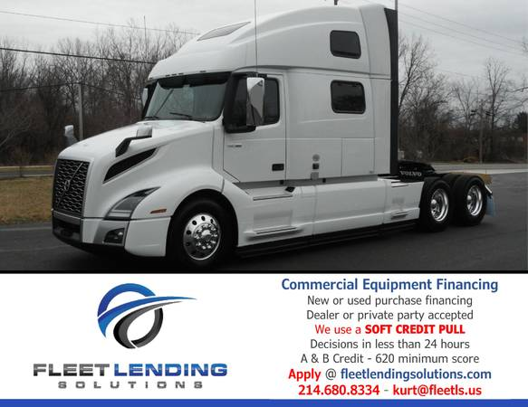 Truck, Trailer, AG & Construction Equipment Financing (Wyoming)
