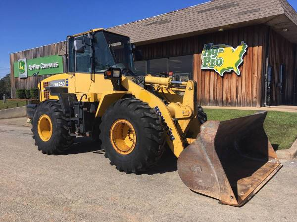 2011 Komatsu WA250-6 Wheel Loader UP TO DATE SERVICE (Call Toby 229-221-4493) $82900