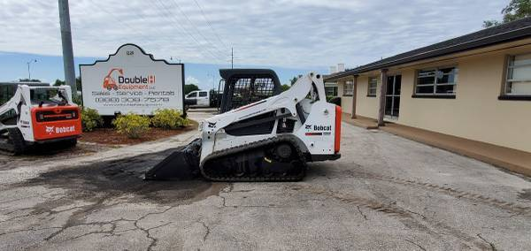 2014 Bobcat T590 OROPS Skid Steer Financing Available (Wauchula, FL 33873)