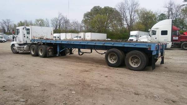 Great dane 35ft flatbed trailer (Oxford ohio) $3000