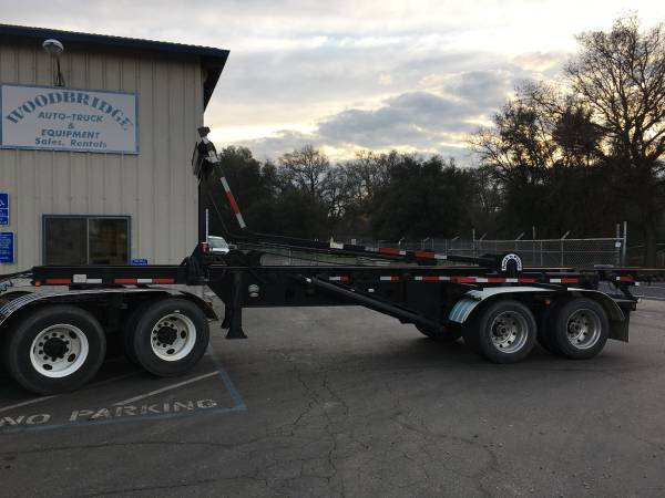 Roll Off Environmental Service Products INC Roll Off Trailer (woodbridge) $29500