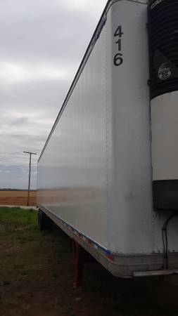 2007 Great Dane 53 Foot Reefer with Carrier unit (Hebron IN) $4000
